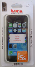 Apple iphone 5/5s Protective Case Clear by hama # 00118813