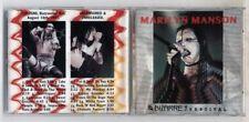 Cd MARILYN MANSON Bizarre Festival 97 - Tou Live 1997 Cologne