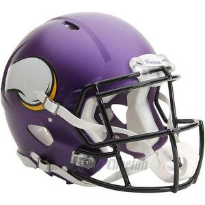 MINNESOTA VIKINGS Riddell Speed NFL Authentic Football Helmet