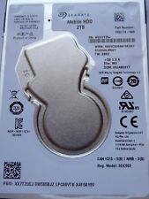 """Seagate 2 TB HDD ST2000LM007 SATA 5400 PRM 2.5"""" 128 MB Hard Drives For Laptop"""