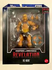 HE-MAN Masters of the Universe Revelation NEW Masterverse Netflix Action Figure