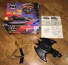 Batman Skyblade Vehicle The Dark Knight Collection Kenner