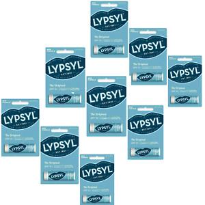 Lypsyl Lip Balm Original SPF15 Repair Chapped Lips Aloe Vera PACK 1,3,6,9,12