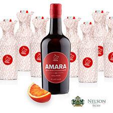 Amara Liquore d'Arance Rosse di Sicilia 50 cl By NelsonSicily