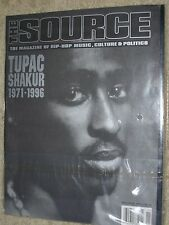 The Source Magazine - November 1996 ~ Tupac Shakur 1971-1996 ~ FREE SHIPPING  rh