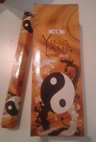 Pack de 6 ying yang gr  o sac , 120 barillas