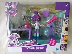 My Little Pony Equestria Girls Twilight Sparkle Science Star Class Set Hasbro