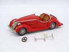 Western Models 1/43 - Wanderer W25K Roadster 1936 Rouge