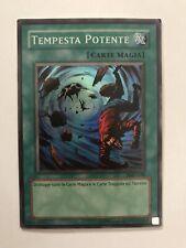 Time of Vintage Yu-Gi-Oh Tempesta Potente PMT-I142 Super Rara EZY0465