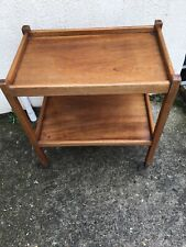 Vintage decorative solid wood tea trolly In Beautiful Condition