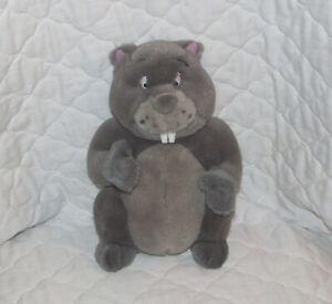 "Winnie the Pooh 8"" Plush GOPHER Friend Disney Store Walt Disney Company Rare"