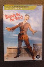 DVD western la blonde du far west neuf emballé 1953 avec doris day