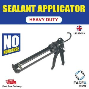 No Nonsense Heavy Duty Sealant Applicator Gun Adhesive (136fr)