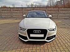 BODY KIT SOTTO PARAURTI ANTERIORE  SPOILER LAMA  Splitter AUDI RS5 RESTYLING