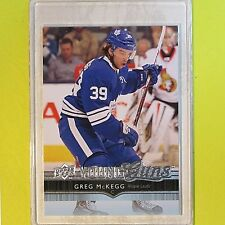 "GREG McKEGG  2014-15  "" YOUNG GUNS "" #246   Toronto Maple Leafs   RC"