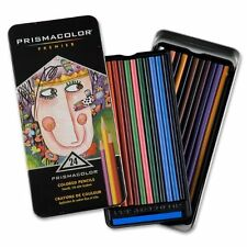Prismacolor Prisma Colored Pencil - Assorted Lead - 24 / Set (3597T)