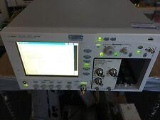 Agilent 86100C+83484A  2 CH 50 Gb/s Electronic Eye Diagram Test System (100Gb/s)