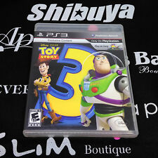 PS3 Game Toy Story 3: The Video Game USED