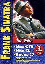 Frank Sinatra - The Voice ( DVD, CD & Hörbuch ) u.a Nancy, Fly Me To The Moon