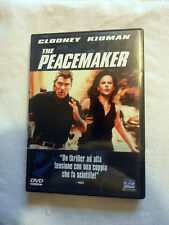 The Peacemaker Film DVD George Clooney Nicole Kidman