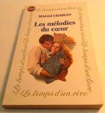 Book in French LES MELODIES DU COEUR Livre en Francais MAGGI CHARLES - DUO