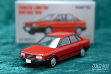 [TOMICA LIMITED VINTAGE NEO LV-N81b 1/64] AUDI 80 2.3E EUROPE (Red)