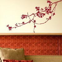 LARGE TREE HUGE bedroom wall sticker car decal art huge removable vinyl uk ne20