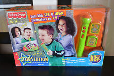 Star Station  Entertainment System by Fisher-Price Kidz Bop