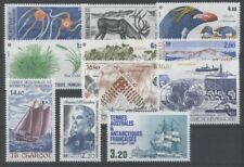 TERRES AUSTRALES FSAT - 1987 - ANNEE COMPLETE P + PA - TIMBRES NEUFS LUXE **