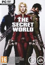 The Secret World PC IT IMPORT ELECTRONIC ARTS
