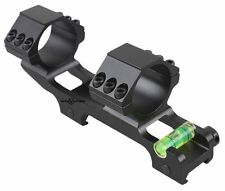 """30mm and 1"""" One Piece Air Bubble Level ACD Scope Riflescope Mount Ring"""