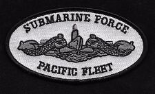 US Navy - Submarine Force Pacific Fleet Military Patch