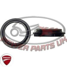 For Ducati Fork Dust Seals 1098 S 2007 2008 Seal 43Mm X