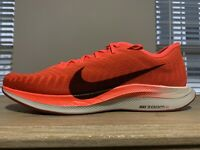 "NIKE ZOOM PEGASUS TURBO 2 ""BRIGHT CRIMSON"" sz 11"