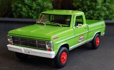1967 Ford F 100 Pickup Texaco Motor Oil 1:24 Greenlight 85012