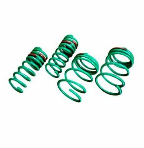 Tein For 2004-2011 Mazda RX-8 S-Tech Front & Rear Lowering Springs - SKM58-AUB00