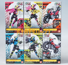 Kamen Rider Build SO-DO BUILD 4 Complete (set of 6) Figure Masked Bandai