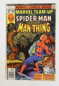 Marvel Team-Up #68 (2.0/1st APP D'Spayre/Early APP Jennifer Kale/John Byrne Cvr)