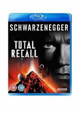 Total Recall (Blu-ray) Arnold Schwarzenegger, Sharon Stone, Rachel Ticotin