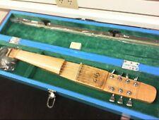 Lily 7 String Electric Violin 2016 - Natural See-Through Woodgrain Finish