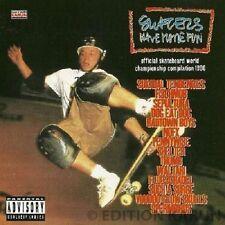 Skaters have more Fun (1996) Badtown Boys, Suicidal Tendencies, Dog eat D.. [CD]