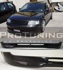 VW Passat B5 3B 96-00 Front Bumper spoiler lip splitter Valance addon Volkswagen
