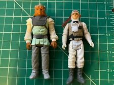 VINTAGE STAR WARS LUKE SKYWALKER HOTH GEAR & NIKTO KENNER