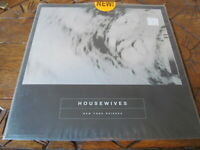 Housewives New York reissues LP  New sealed vinyl record