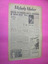 melody maker. dez 30th 1950. jazz & swing etc. musik magazin. oldtimer magazin