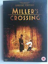 MILLER'S CROSSING - Coen Brothers - Region 2 - DVD