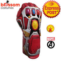 AC1038 Child Iron Man Costume Glove Avengers Infinity War Endgame Gauntlet Prop