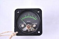 Vintage Weston Panel Meter Model 1511 0 10