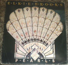 "Elkie Brooks - Pearls 12"" Vinyl LP 1981 Sunshine After The Rain, Lilac Wine A&M"