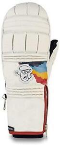 Dakine Pointer Mittens Snow Mitt - Waterproof Gloves Hcsc Rainbow - Medium - NWT